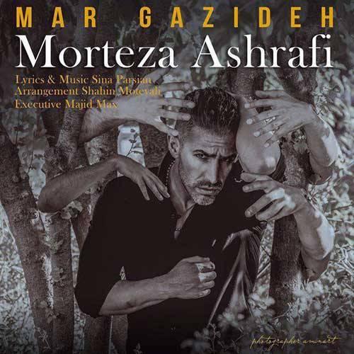 دانلود آهنگ جدید مرتضی اشرفی بنام مار گزیده
